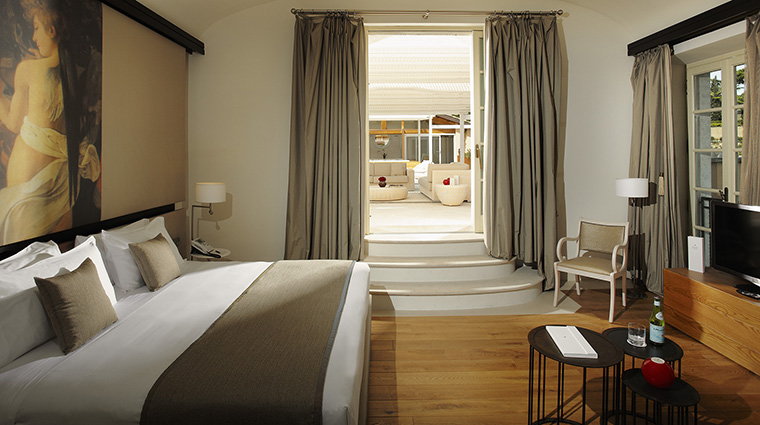 Property GranMeliaRomeVillaAgrippina Hotel GuestroomSuite EmperorPenthouseMasterSuite MeliaHotels&Resorts