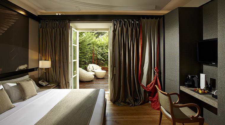 Property GranMeliaRomeVillaAgrippina Hotel GuestroomSuite GardenRoom MeliaHotels&Resorts