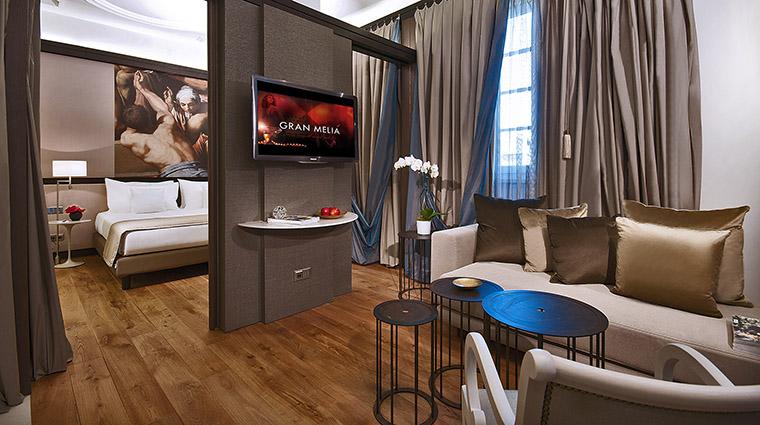 Property GranMeliaRomeVillaAgrippina Hotel GuestroomSuite JuniorSuite MeliaHotels&Resorts