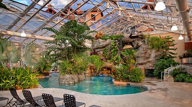 Property GrandCascadesLodge Hotel 4 Pool TheBiospherePoolComplex CreditCrystalSpringsResort