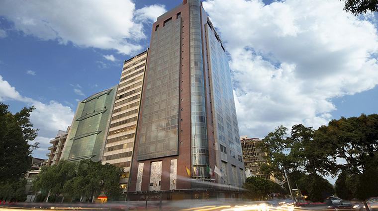 Property GrandFiestaAmericanaChapultepec Hotel Exterior Exterior GrupoPosadas