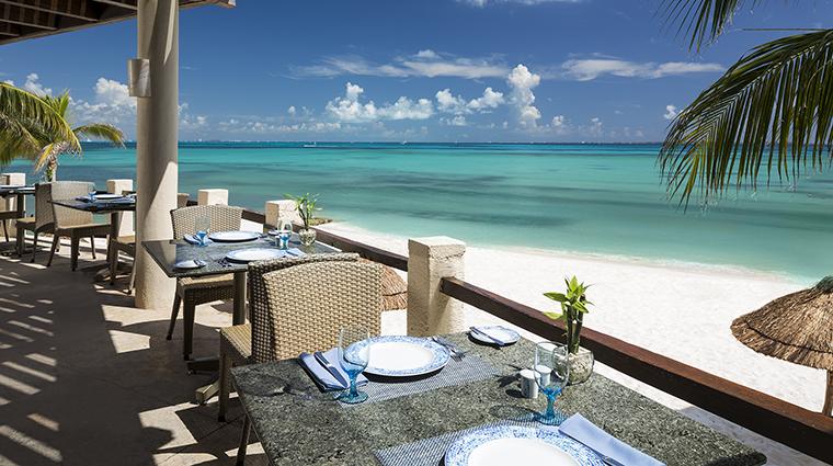 Property GrandFiestaAmericanaCoralBeach Hotel Dining IslaContoy GrandFiestaAmericanaHotels&Resorts
