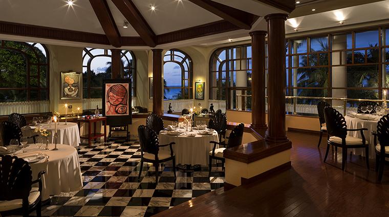 Property GrandFiestaAmericanaCoralBeach Hotel Dining LeBasilic GrandFiestaAmericanaHotels&Resorts