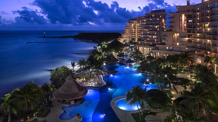 Property GrandFiestaAmericanaCoralBeach Hotel Exterior PoolView GrandFiestaAmericanaHotels&Resorts