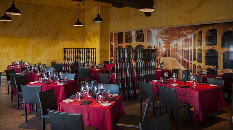 Property GrandFiestaAmericanaLosCabos Hotel Dining LaBodega GrupoPosadas