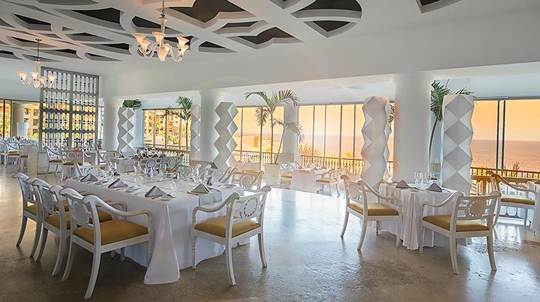 Property GrandFiestaAmericanaLosCabos Hotel Dining Rosato GrupoPosadas