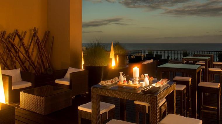Property GrandFiestaAmericanaLosCabos Hotel Dining SushiSkyBar GrupoPosadas