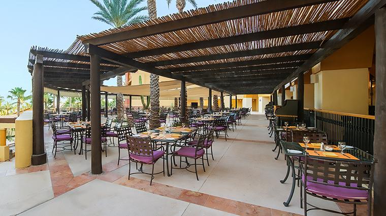 Property GrandFiestaAmericanaLosCabos Hotel Dining VinaDelMar GrupoPosadas
