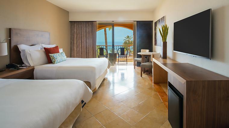 Property GrandFiestaAmericanaLosCabos Hotel GuestroomSuite DeluxeOceanViewDoubleRoom GrupoPosadas