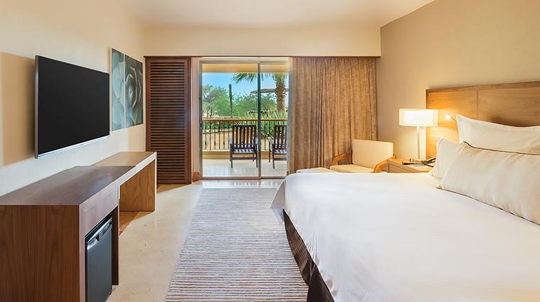 Property GrandFiestaAmericanaLosCabos Hotel GuestroomSuite MasterSuiteKingBedroom GrupoPosadas