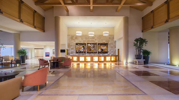 Property GrandFiestaAmericanaLosCabos Hotel PublicSpaces Lobby GrupoPosadas