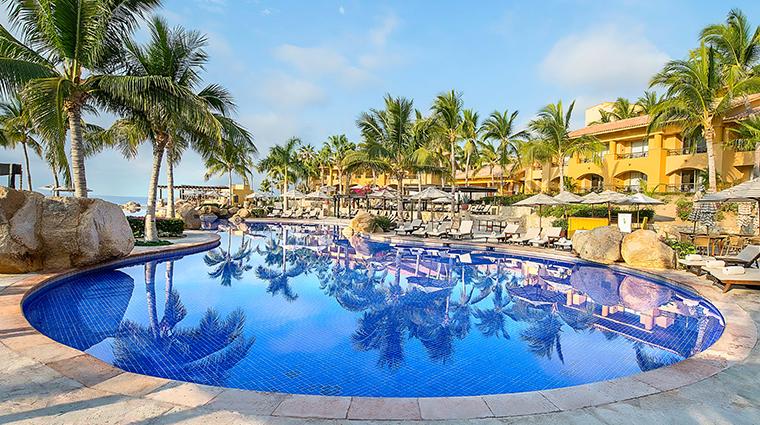 Property GrandFiestaAmericanaLosCabos Hotel PublicSpaces SwimmingPool GrupoPosadas