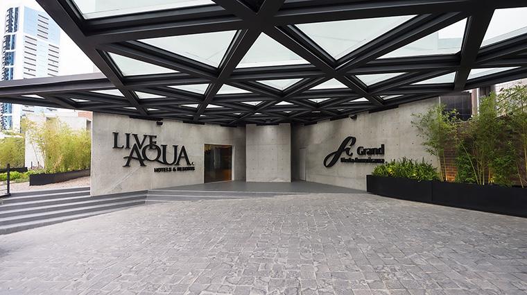 Property GrandFiestaAmericanaMonterreyValle Hotel Exterior MotorLobby GrupoPosadas