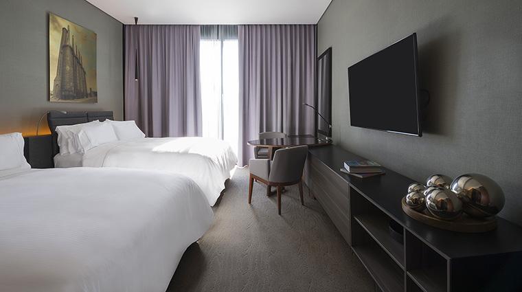 Property GrandFiestaAmericanaMonterreyValle Hotel GuestroomSuite DeluxeDoubleRoom GrupoPosadas