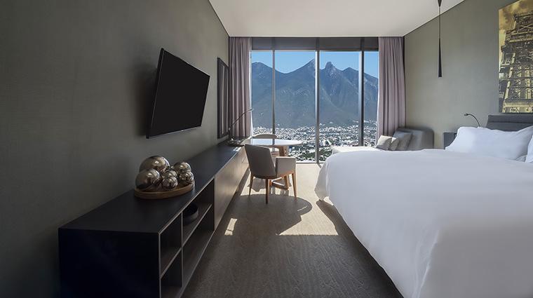 Property GrandFiestaAmericanaMonterreyValle Hotel GuestroomSuite DeluxeKingRoom GrupoPosadas