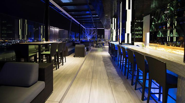Property GrandFiestaAmericanaPueblaAngelopolis Hotel BarLounge Bar GrupoPosadas