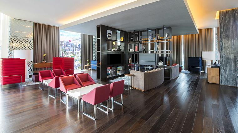 Property GrandFiestaAmericanaPueblaAngelopolis Hotel BarLounge LoungeArea GrupoPosadas