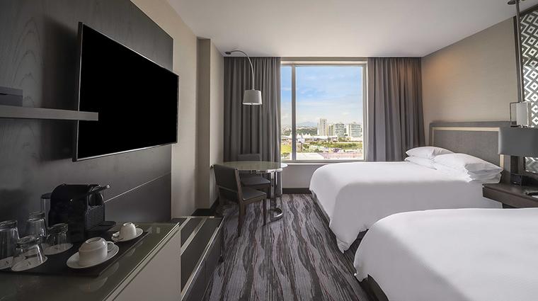 Property GrandFiestaAmericanaPueblaAngelopolis Hotel GuestroomSuite DeluxeDoubleRoom GrupoPosadas