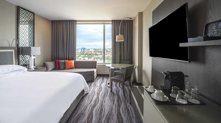 Property GrandFiestaAmericanaPueblaAngelopolis Hotel GuestroomSuite DeluxeKingRoom GrupoPosadas