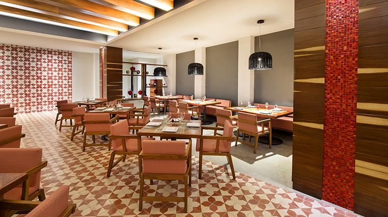 Property GrandFiestaAmericanaPuertoVallarta Hotel Dining RojoCorazon GrandFiestaAmericanaHotels&Resorts