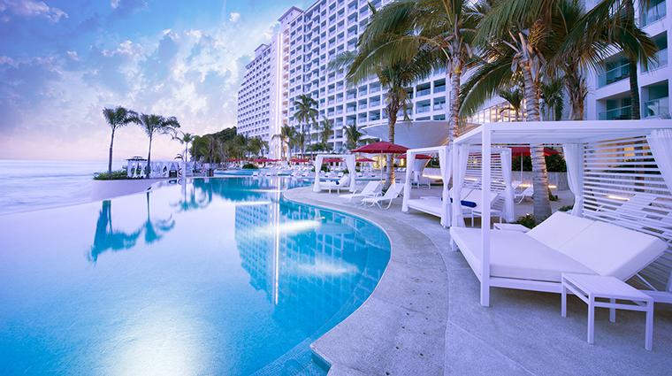 Property GrandFiestaAmericanaPuertoVallarta Hotel PublicSpaces SwimmingPool GrandFiestaAmericanaHotels&Resorts