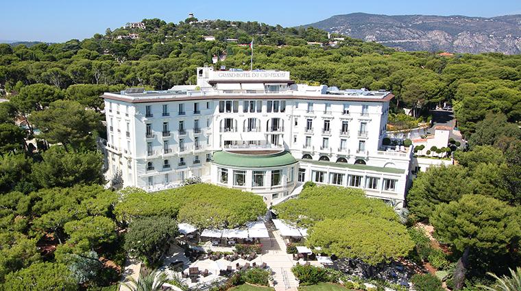 Property GrandHotelCapduFerrat Hotel Exterior AerialView FourSeasonsHotelsLimited