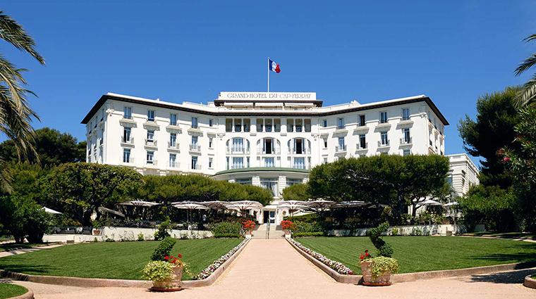 Property GrandHotelduCapFerrat Hotel Exterior Exterior FourSeasonsHotelsLimited