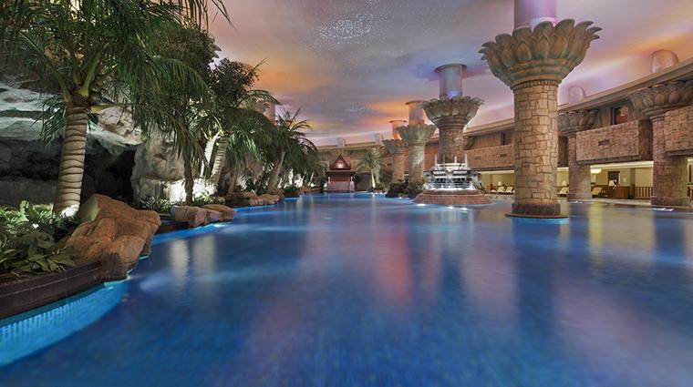 Property GrandHyattBeijing Hotel Spa ClubOasisFitness&SpaSwimmingPool HyattCorporation