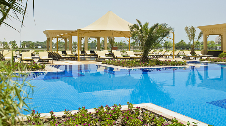 Property GrandHyattDohaHotel&Villas Hotel PublicSpaces Pool HyattCorporation