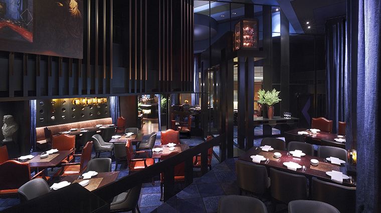 Property GrandHyattHongKong Hotel Dining GrandHyattSteakhouseDiningRoom HyattCorporation