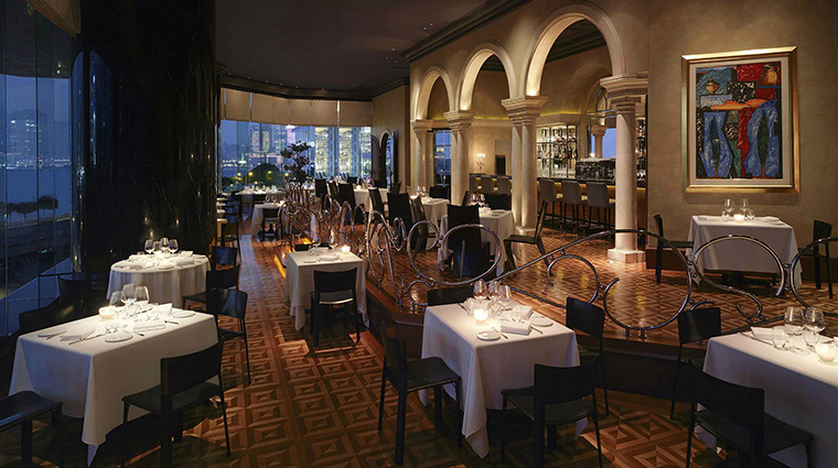 Property GrandHyattHongKong Hotel Dining Grissini HyattCorporation