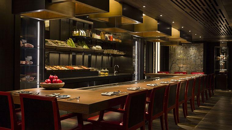 Property GrandHyattHongKong Hotel Dining TheTeppanroom HyattCorporation