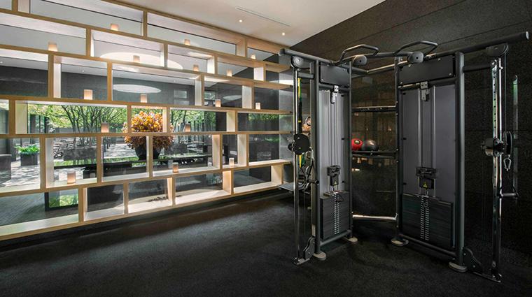 Property GrandHyattHongKong Hotel Spa FitnessStudio HyattCorporation