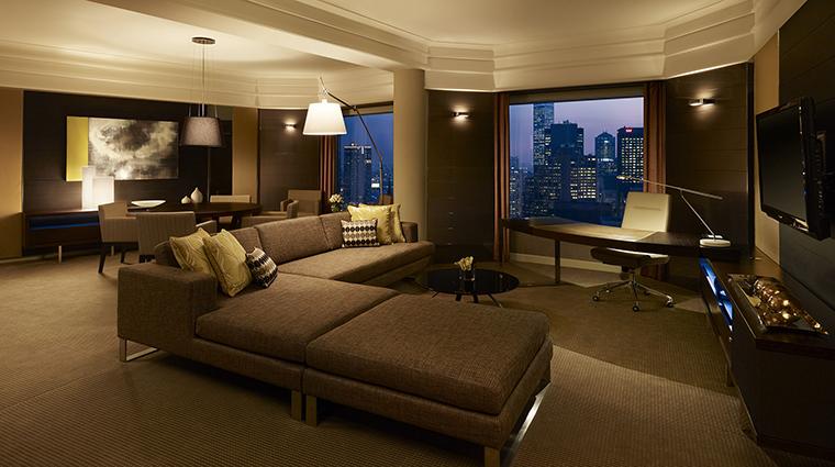 Property GrandHyattMelbourne Hotel GuestroomSuite AmbassadorSuite HyattCorporation