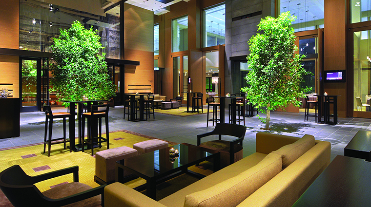 Property GrandHyattMelbourne Hotel PublicSpaces Lobby HyattCorporation