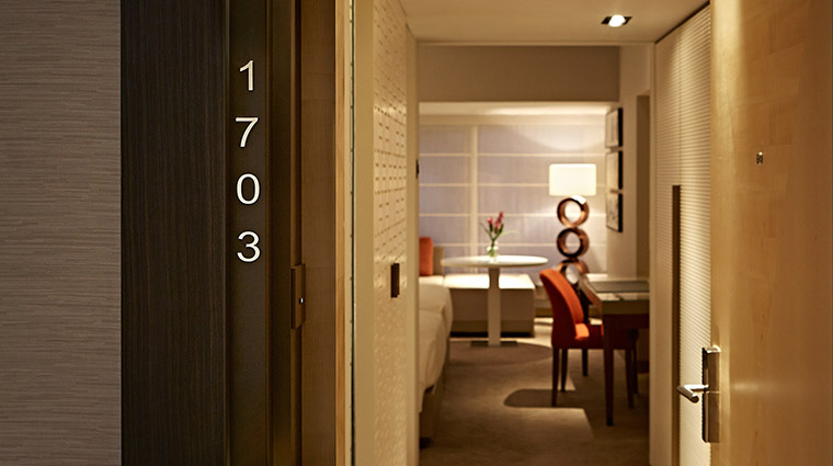 Property GrandHyattTaipei Hotel GuestroomSuite RoomEntrance HyattCorporation