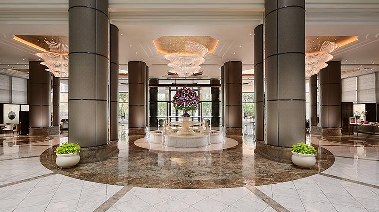 Property GrandHyattTaipei Hotel PublicSpaces Lobby2 HyattCorporation