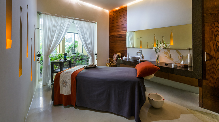 Property GrandVelasRivieraMayaSpa Spa TreatmentRoom3 VelasResorts
