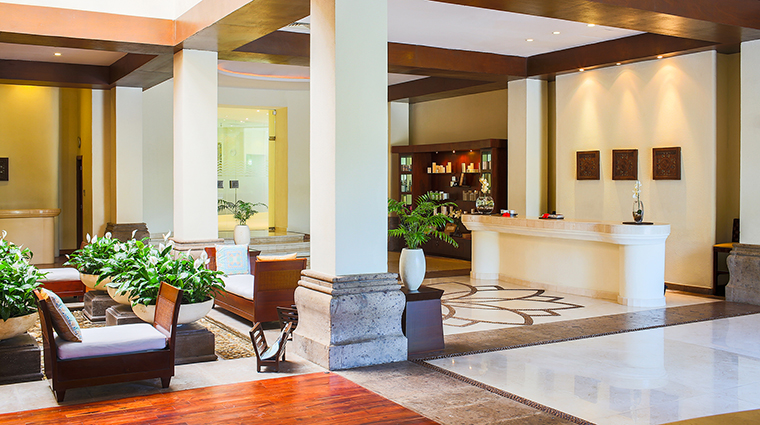 Property GrandVelasRivieraNayaritSpa Spa Reception VelasResorts