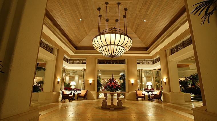 Property GrandWailea Hotel PublicSpaces Lobby HiltonWorldwide