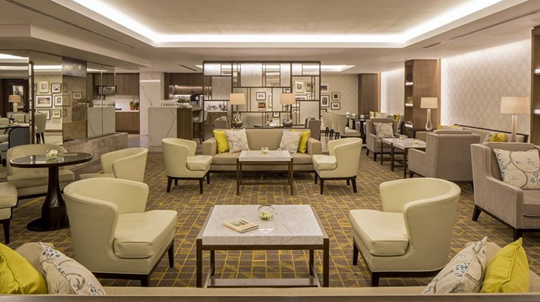 Property GrosvenorHouse Hotel BarLounge ExecutiveLounge MarriottInternationalInc