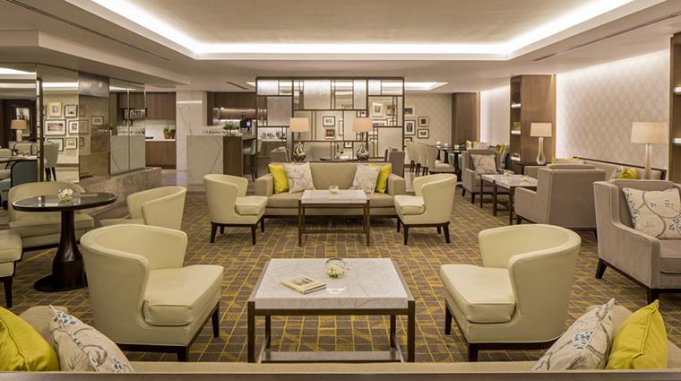Property GrosvenorHouse Hotel BarLounge ExecutiveLounge MarriottInternationalInc