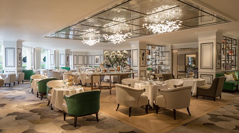 Property GrosvenorHouse Hotel Dining TheParkRoom2 MarriottInternationalInc