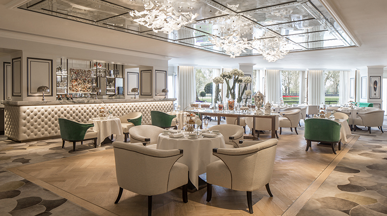 Property GrosvenorHouse Hotel Dining TheParkRoom3 MarriottInternationalInc
