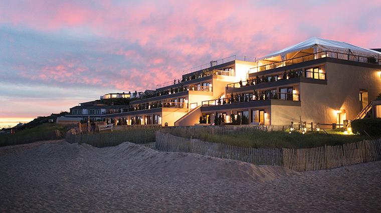 Property GurneysMontaukResort Hotel Exterior ExterioratSunset GurneysMontaukResort&SeawaterSpa