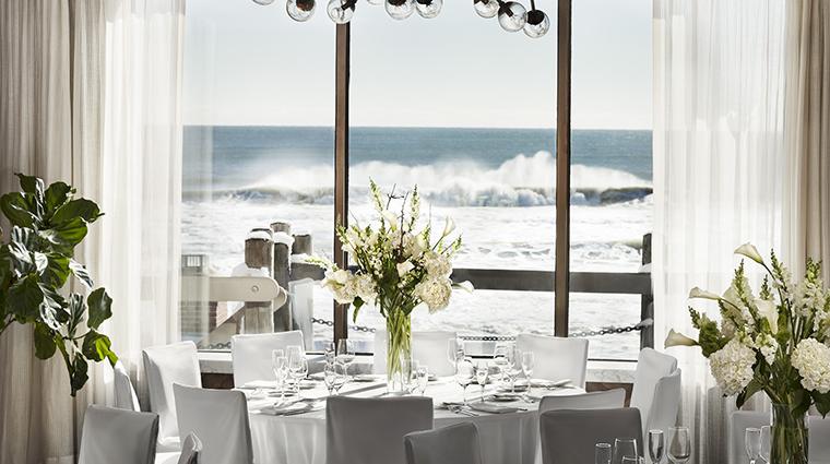 Property GurneysMontaukResort Hotel PublicSpaces WeddingSetup GurneysMontaukResort&SeawaterSpa