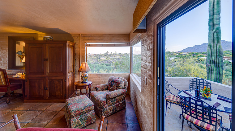 Hacienda del sol guest ranch resort tucson hotels for Tucson lodging cabins