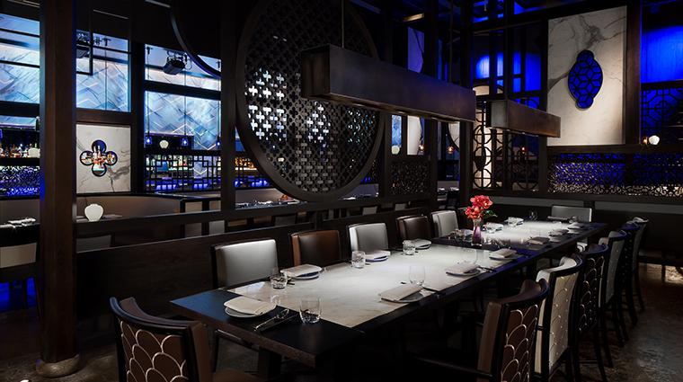 Property HakkasanLasVegasRestaurant Restaurant Dining MainCage HakkasanGroup
