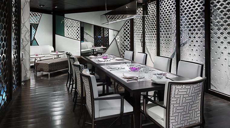 Property HakkasanLasVegasRestaurant Restaurant Dining PrivateDiningRoom HakkasanGroup