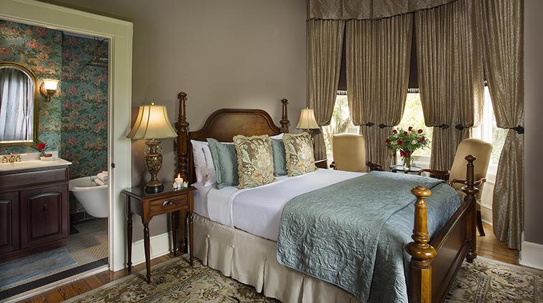 Property HamiltonTurnerInn Hotel GuestroomSuite MaryTelfairRoom HamiltonTurnerInn
